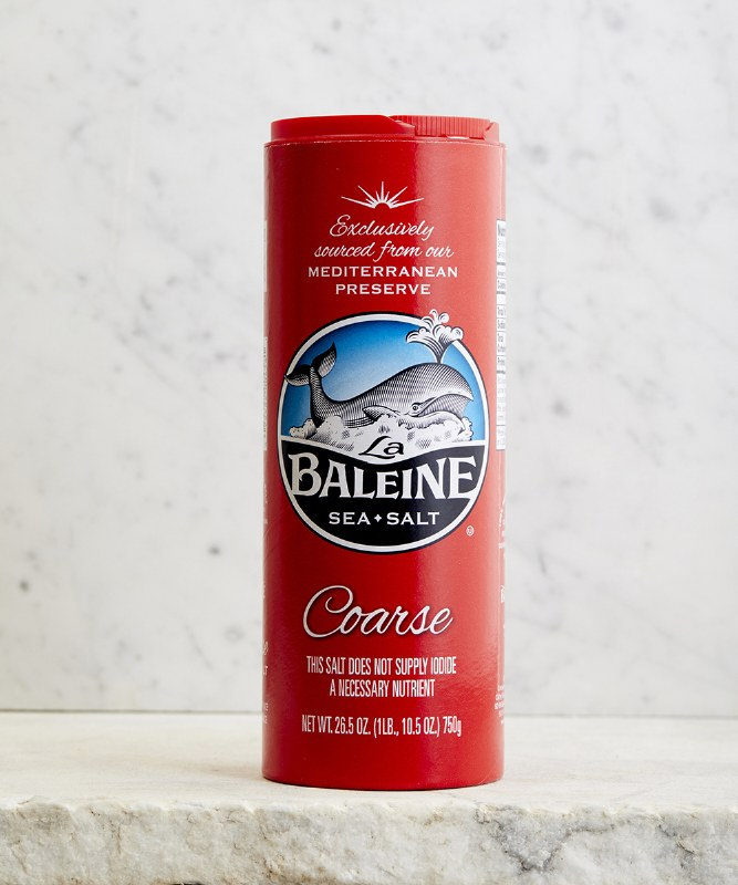 La Baleine Coarse Sea Salt, 750g