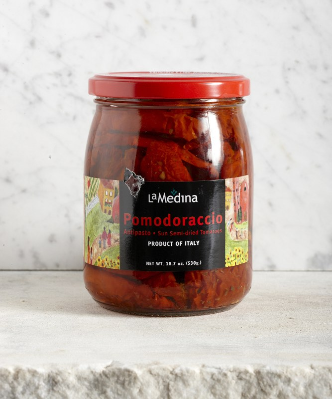 La Medina Semi-Dried Tomatoes, 540g