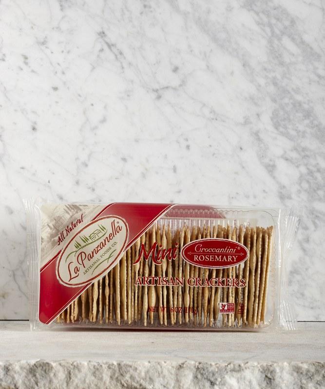 La Panzanella Rosemary Mini Croccantini, 6oz