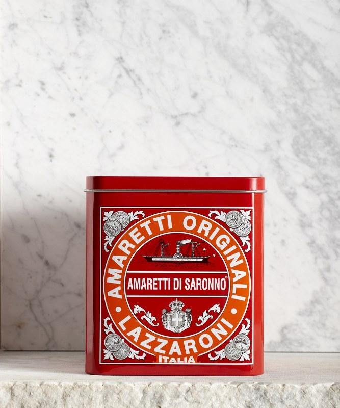 Lazzaroni Amaretti di Saronno Tin, 450g