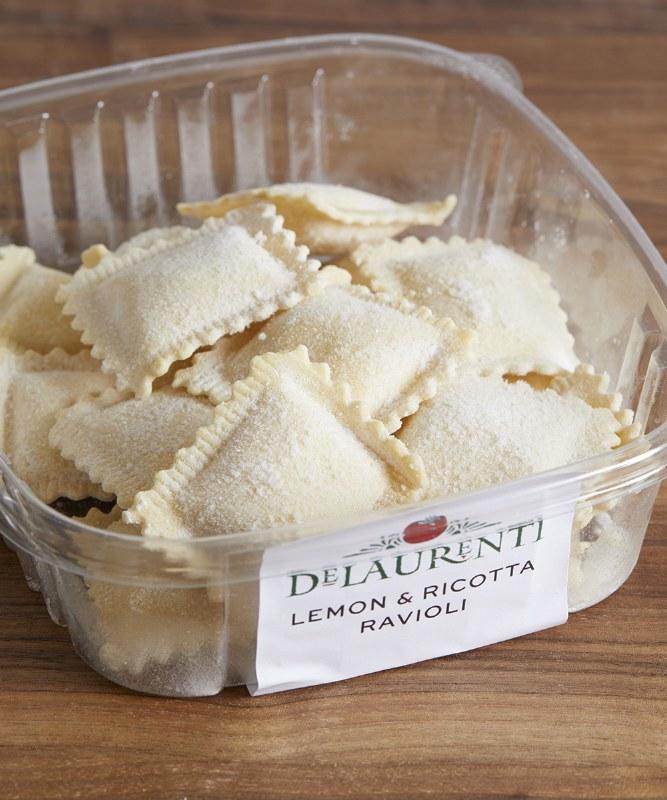 DeLaurenti Lemon Ricotta Ravioli, 8oz