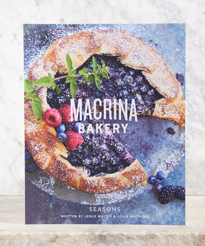 Macrina Bakery Cookbook