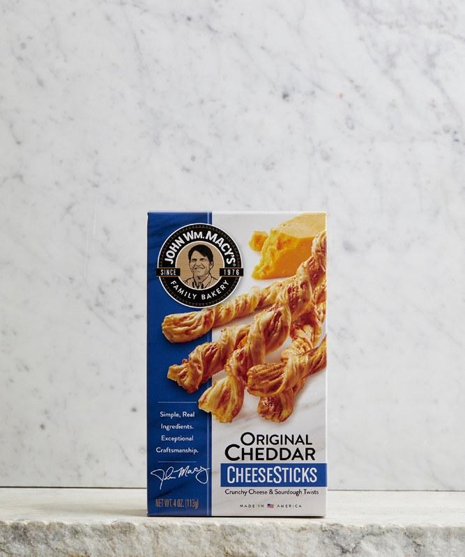 Macy's Original Cheddar CheeseSticks, 4oz