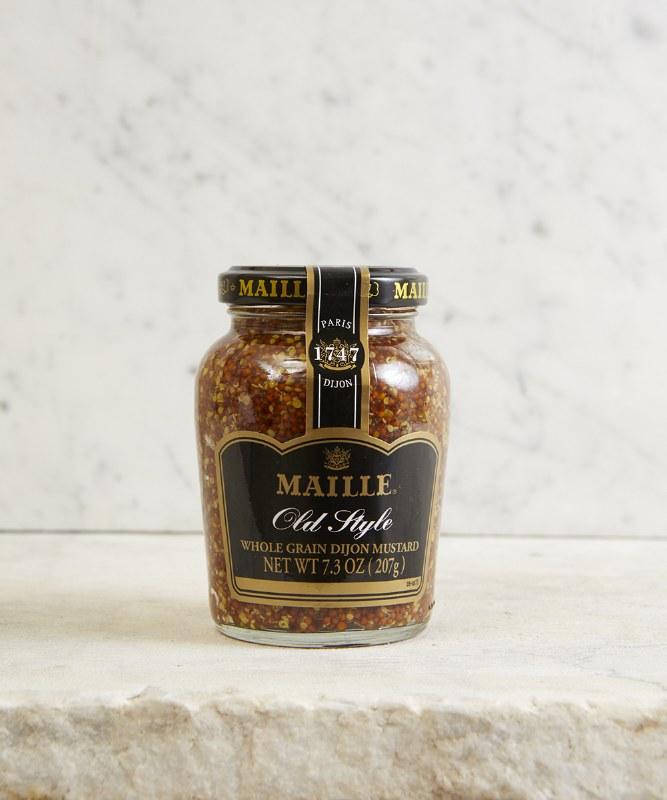 Maille Old Style Dijon Mustard, 207g