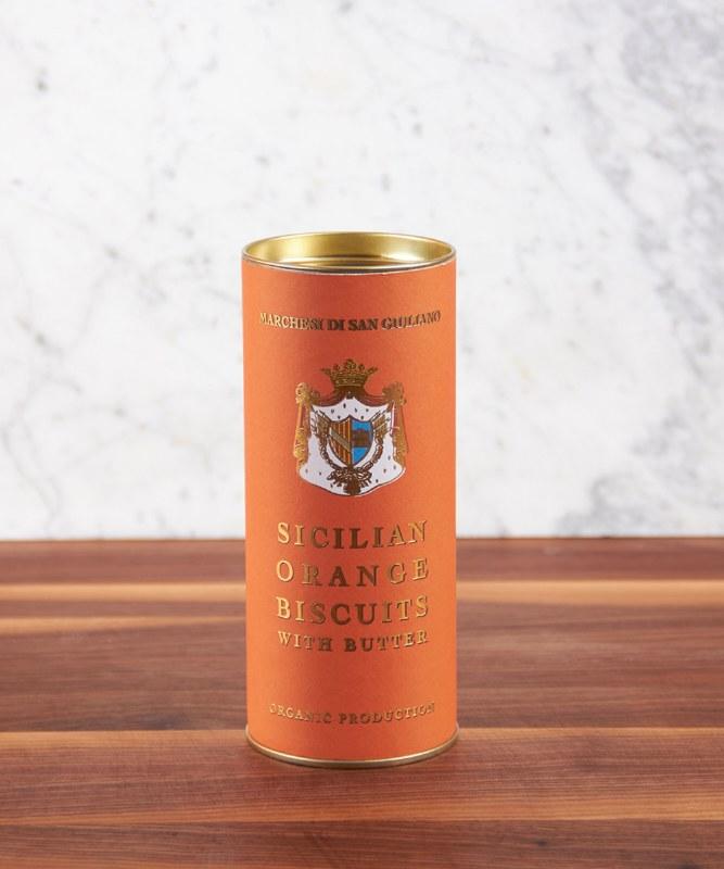 Marchesi di San Giuliano Orange Biscuits, 200g COMING FALL 2021