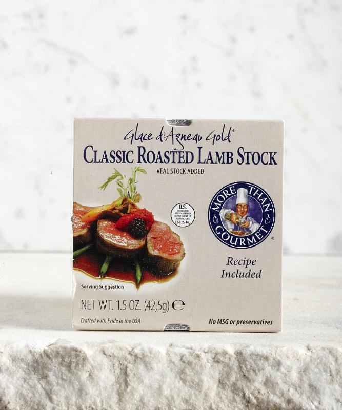 More Than Gourmet Lamb Stock, 1.5oz