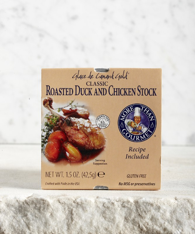 More Than Gourmet Duck & Chicken Stock, 1.5oz