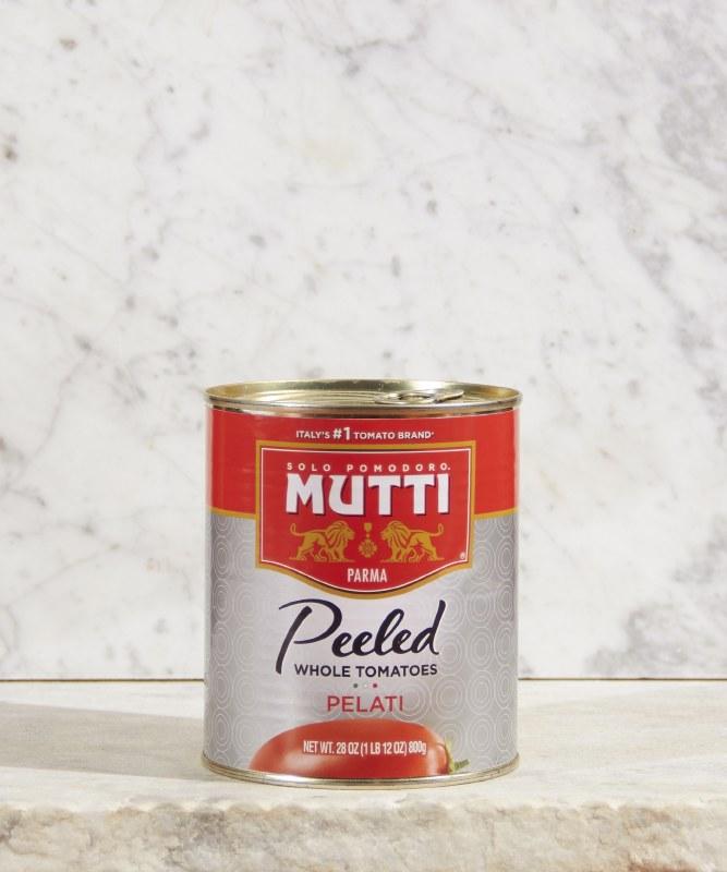 Mutti Whole Peeled Tomatoes, 28oz