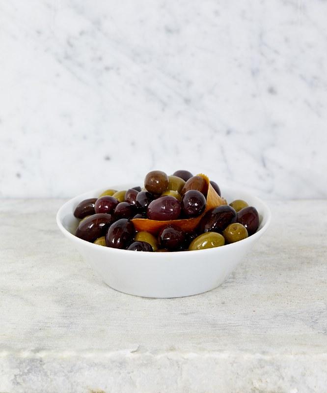 DeLaurenti House Mix Olives