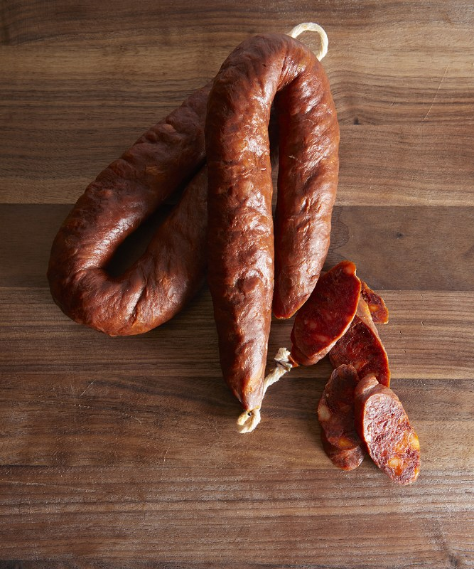 Palacios Mild Spanish Chorizo, 8oz