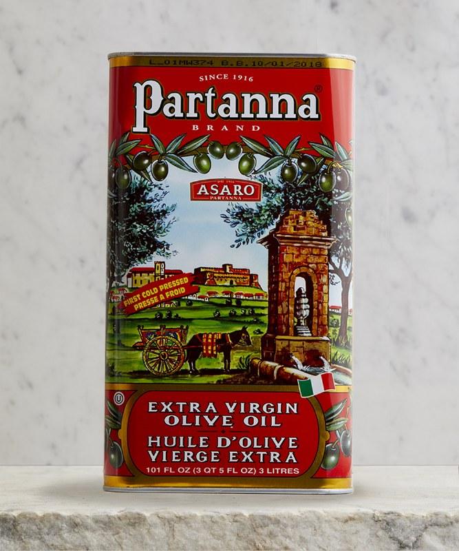 Partanna EVOO, 3L