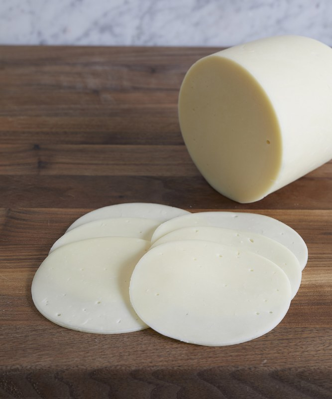 Provolone, Sliced