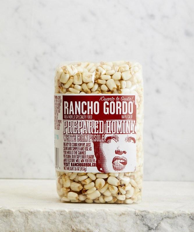 Rancho Gordo Hominy, 16oz