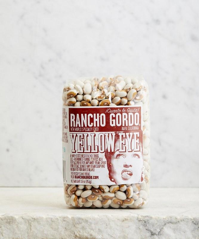 Rancho Gordo Yellow Eye Beans, 16oz