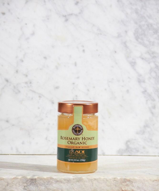 Ritrovo Selections Organic Rosemary Honey, 8.8oz