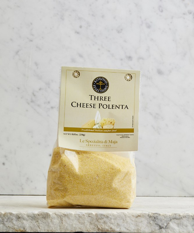 Ritrovo Selections Three Cheese Polenta, 250g