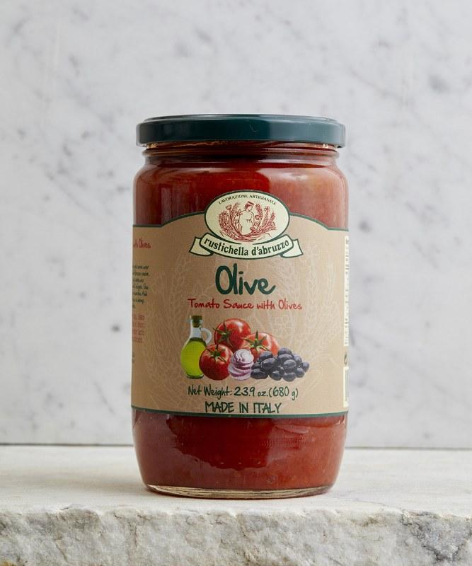 Rustichella d'Abruzzo Olive Tomato Sauce, 680g
