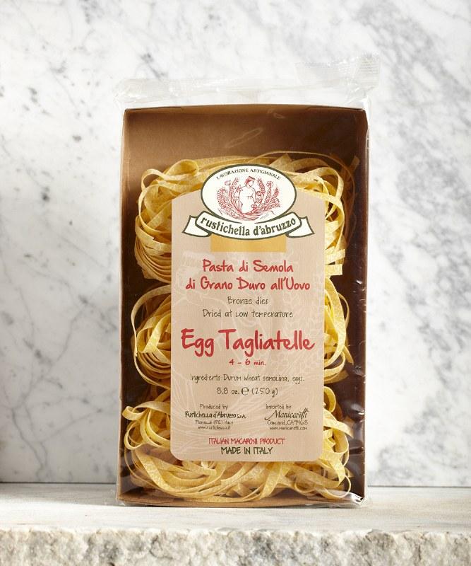 Rustichella d'Abruzzo Egg Tagliatelle, 250g