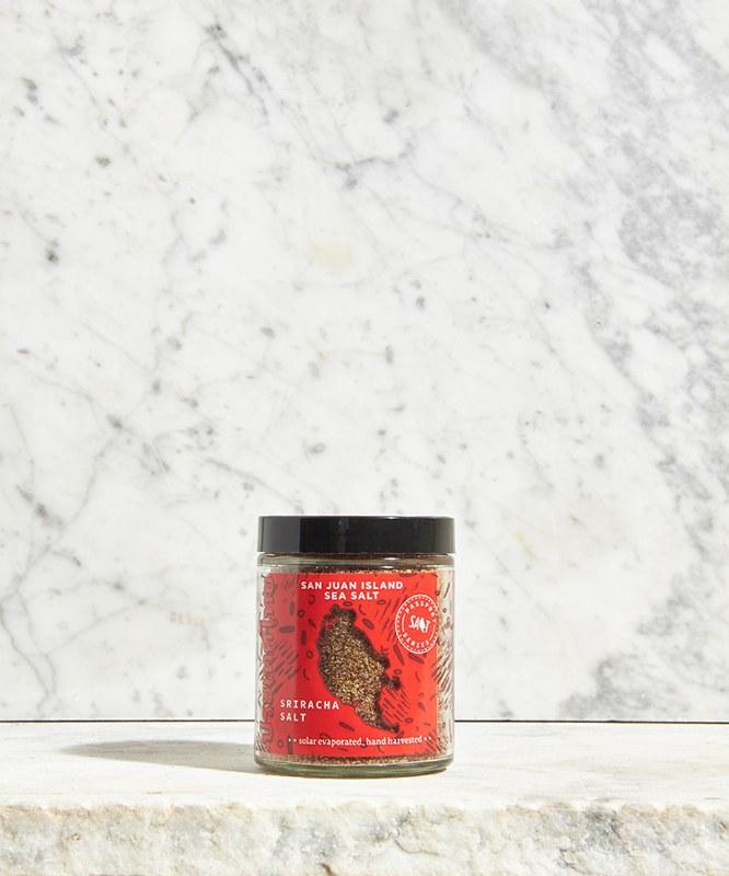 San Juan Island Sriracha Salt, 3.25oz
