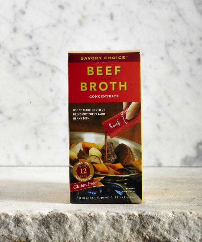 Savory Choice Beef Broth, 5.1oz