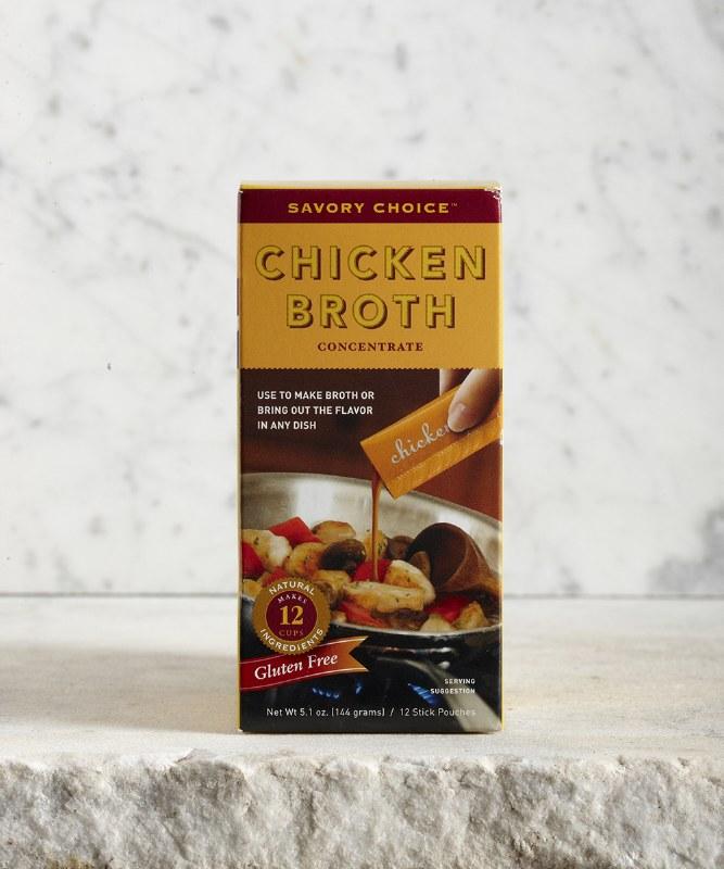 Savory Choice Chicken Broth, 5.1oz