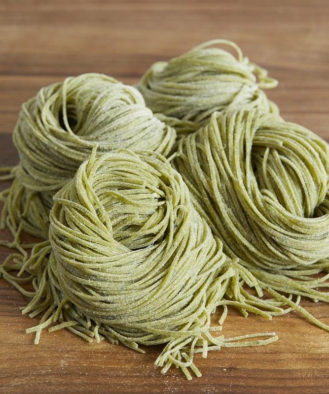 DeLaurenti Fresh Spinach Capellini