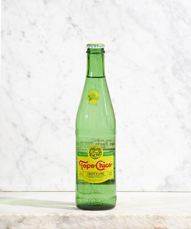 Topo Chico Sparkling Lime, 12oz