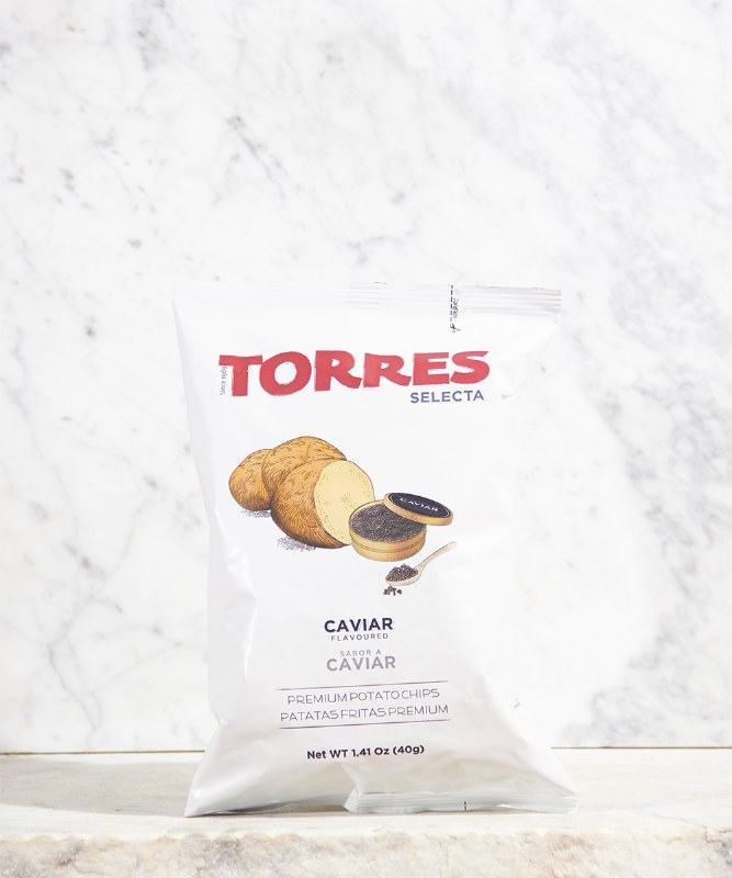 Torres Caviar Chips, 40g