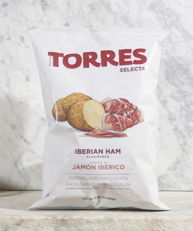Torres Iberian Jamon Chips, 150g