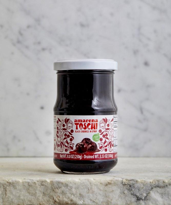 Toschi Amarena Cherries, 250g