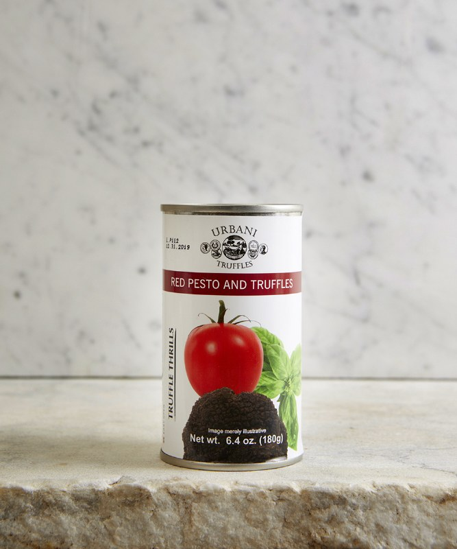 Urbani Red Pesto & Black Truffles, 180g
