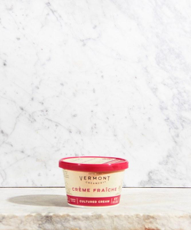 Vermont Creamery Creme Fraiche, 8oz