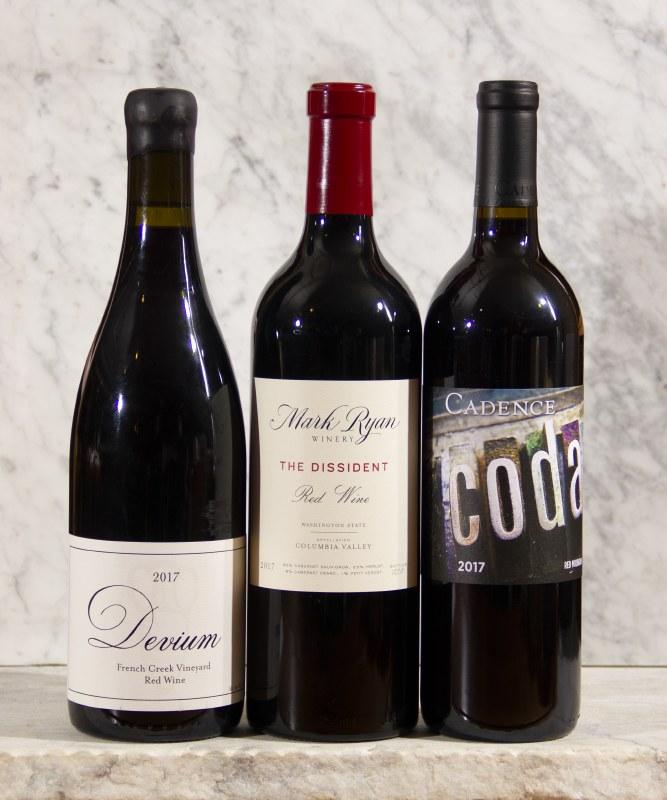 Washington - Red Wine - Full Bodied - Under $20