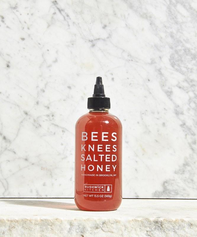 Bees Knees Salted Honey, 10oz
