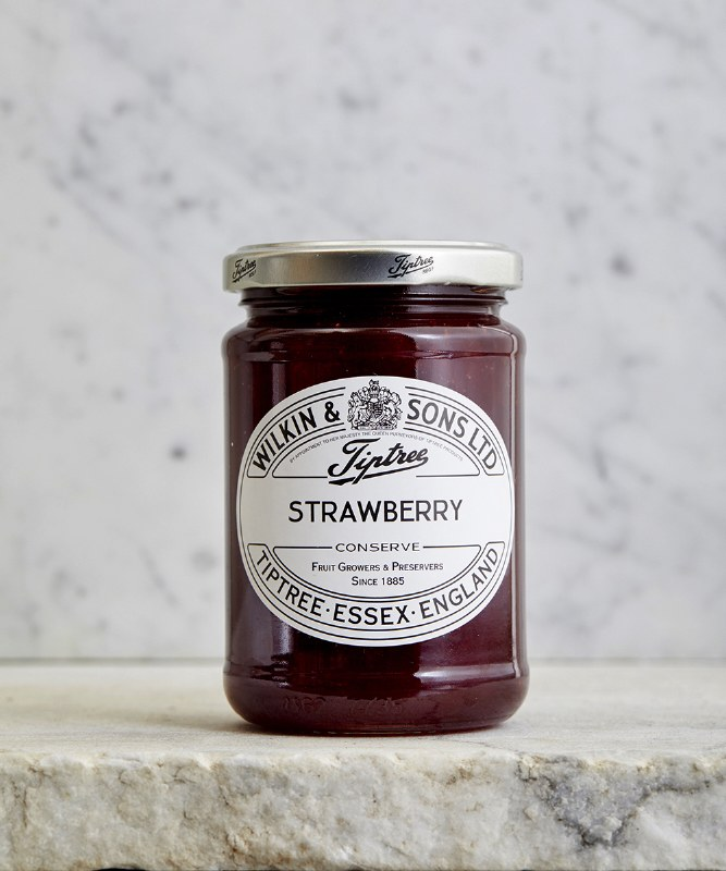 Wilkin & Sons Strawberry Conserve, 340g