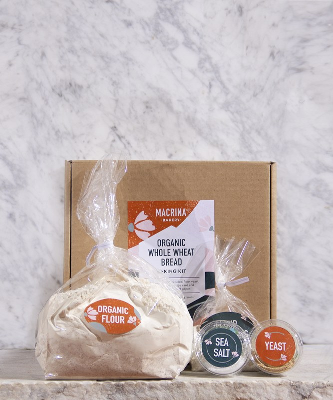 Macrina Bakery Organic Bread Kit