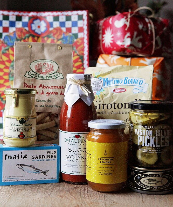 Pantry Provisions - $50