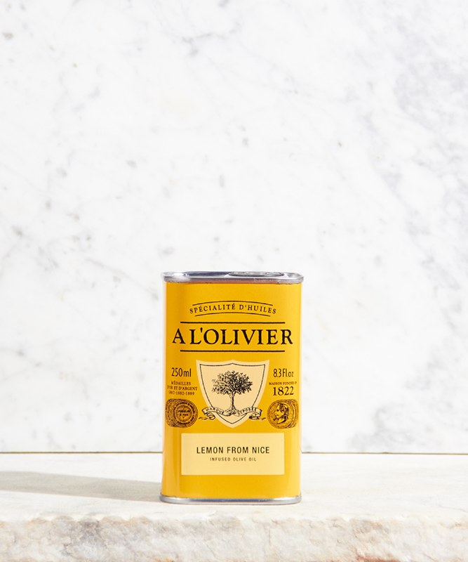 A L'Olivier Lemon Infused Olive Oil, 250ml