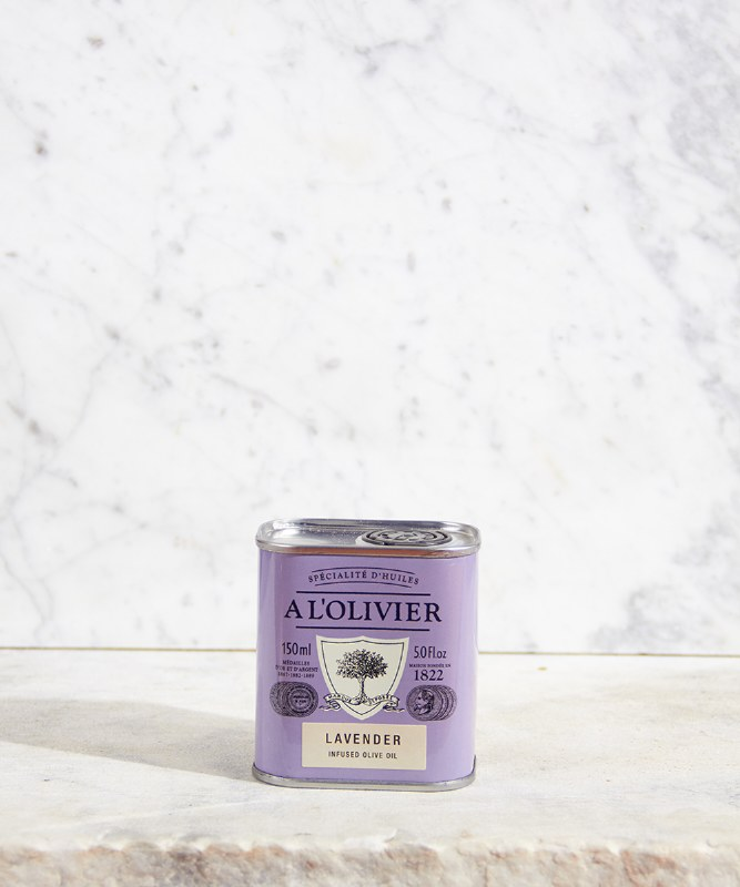A L'Olivier Lavender Olive Oil, 150ml