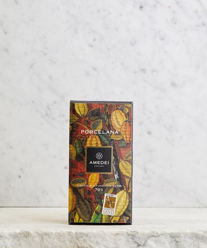 Amedei Porcelana 70% Dark Chocolate, 50g