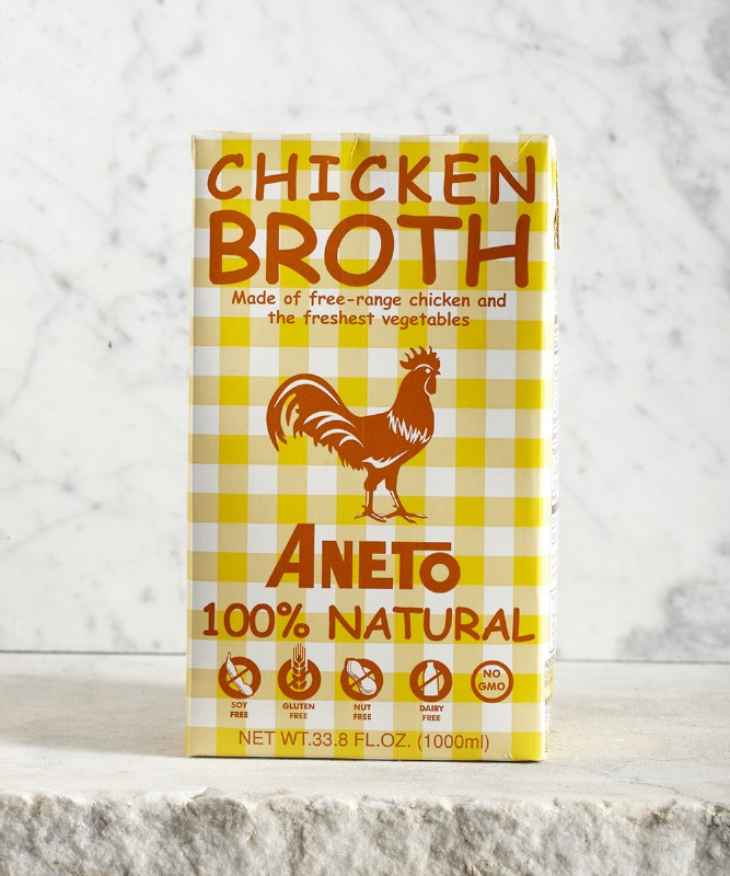 Aneto Chicken Broth, 1L