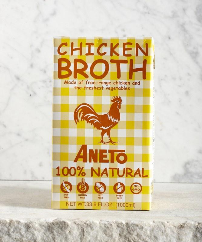 Aneto Chicken Broth, 1L