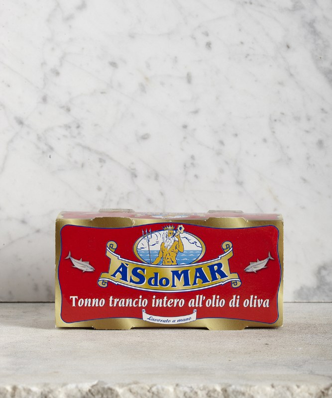 As do Mar Tuna in Olive Oil, 2pc - 100gr