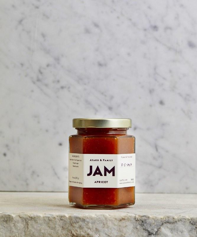Ayako & Family Apricot Jam, 8oz
