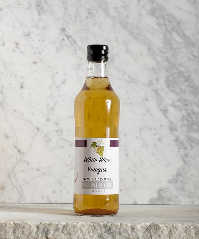 Beaufor White Wine Vinegar, 500ml