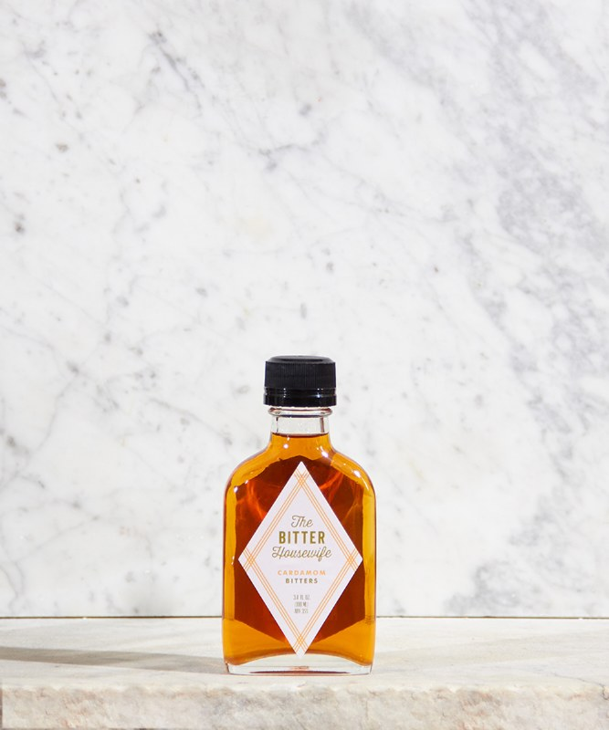 The Bitter Housewife Cardomom Bitters, 3.4 oz