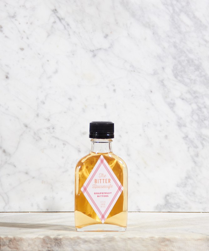 The Bitter Housewife Grapefruit Bitters, 3.4oz