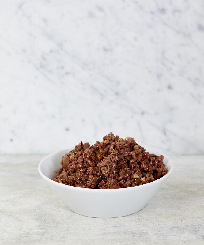 DeLaurenti Black Olive Tapenade