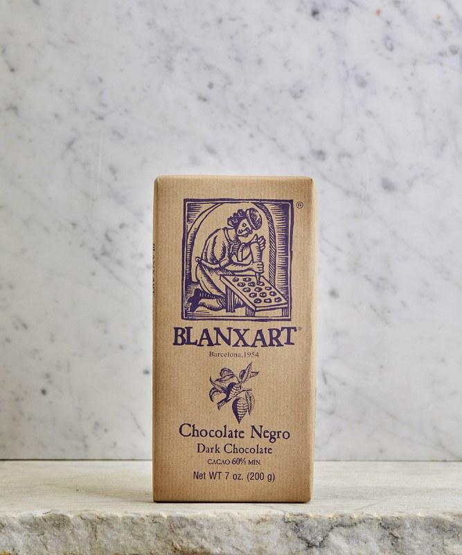 Blanxart 60% Chocolate Negro, 200g
