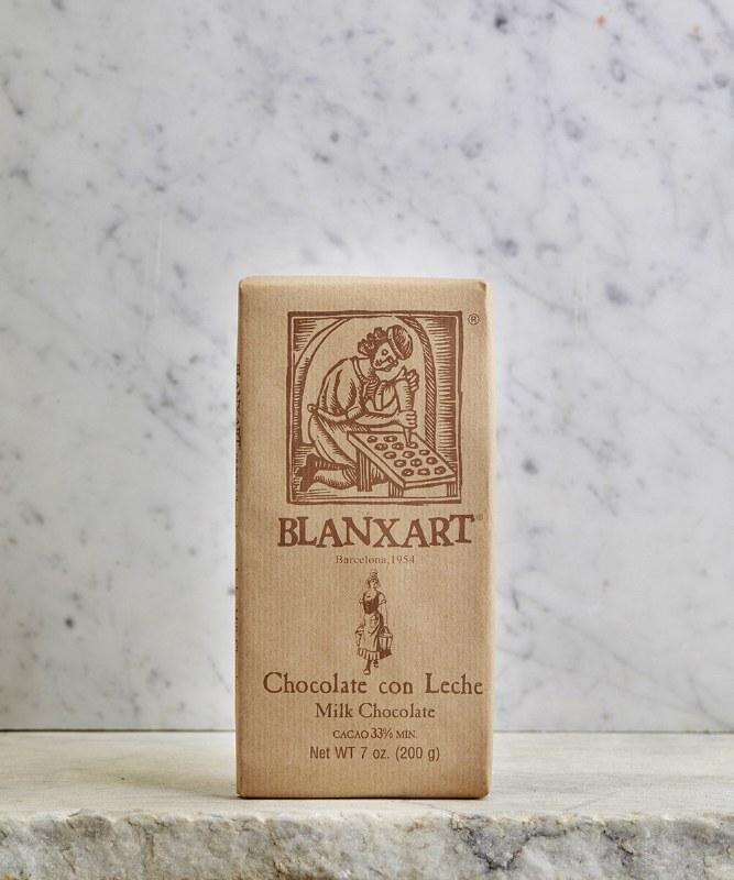 Blanxart Milk Chocolate, 200g